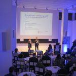 Gastgeber/Moderatoren: Annette Schriefers (LPR Hessen) und Rolf Krämer (Hessisches Ministerium für Wirtschaft, Energie, Verkehr und Landesentwicklung)