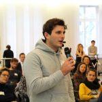 Alex Schneider, Gründer der Modemarke Truewoods